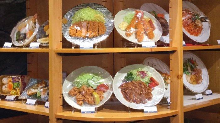 Tak Pakai Buku Menu, Pajang Sampel Makanan Menjadi Tradisi Restoran di Jepang