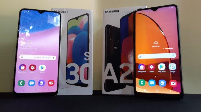Spesifikasi dan Harga Samsung Galaxy A30s, Dilengkapi dengan Fitur NFC dan Dibanderol Rp 3,3 Juta