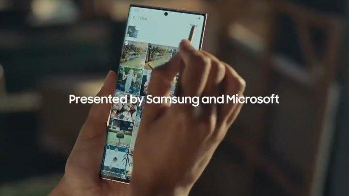 Kolaborasi Samsung dan Microsoft untuk Seri Note20, Maksimalkan Produktivitas Bekerja dan Hiburan