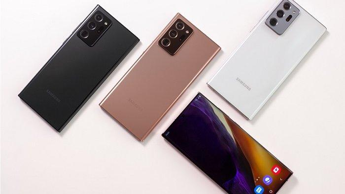 Kombinasi Exynos 990 dan RAM LPDDR5 di Samsung Galaxy Note20 Series Miliki Performa Garang