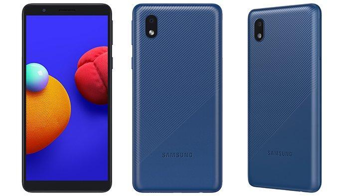 DAFTAR Harga HP Samsung Terbaru Maret 2021, <a href='https://manado.tribunnews.com/tag/galaxy-a01-core' title='GalaxyA01Core'>GalaxyA01Core</a> hingga Galaxy S21 Ultra