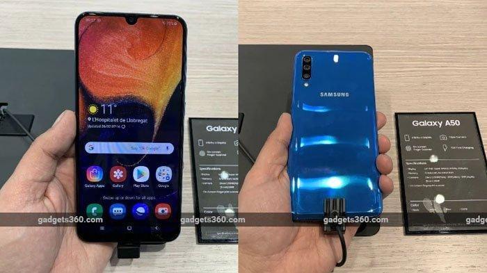 Daftar Harga HP Samsung Terbaru Bulan Desember 2019, Mulai Galaxy A20s hingga Galaxy S10 Lengkap