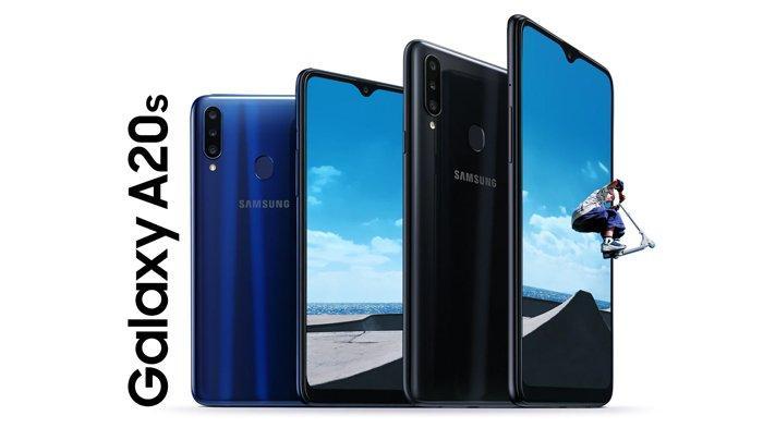 UPDATE Harga HP Samsung Terbaru Bulan Juli 2020: Galaxy A20s hingga Galaxy S10e Lengkap