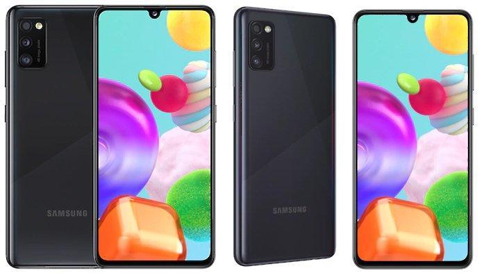 Harga dan Spesifikasi Samsung Galaxy A41, Mengusung Kamera Selfie 25 Megapixel