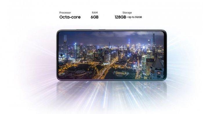Samsung Galaxy A51 Bisa Dipesan Mulai 10 Januari 2020, Harganya Rp 4 Juta & Dilengkapi RAM 6 GB.(Tangkap layar Samsung.com)