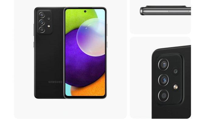 Samsung Galaxy A52, Simak Harga dan Spesifikasinya Berikut Ini