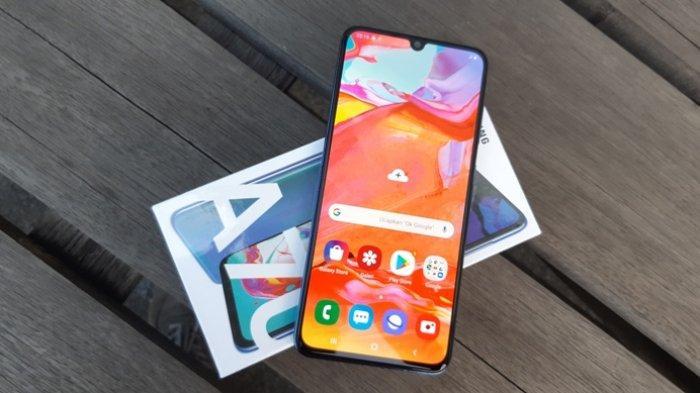 Harga Terbaru Dan Terlengkap Hp Samsung Tahun 2019 Dari Galaxy A80 Hingga S10 Ada Di Sini Tribunnews Com Mobile