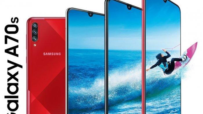 Daftar Harga HP Terbaru Samsung Bulan Oktober 2019, Berapa Pasaran Galaxy A70s?