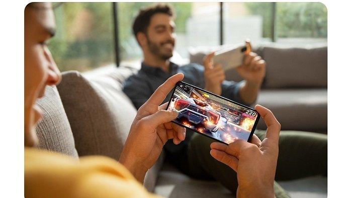 Samsung Galaxy A71 boost gaming (samsung.com)