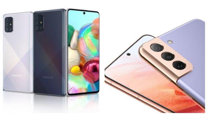 Harga HP Samsung Terbaru Bulan Maret 2021: Galaxy S21, Galaxy A32, Galaxy A52, hingga Galaxy A72