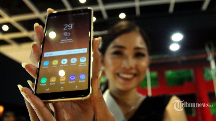 Bocorannya Samsung Galaxy A40 Dikaruniai Kamera 24 MP Plus Baterai 4000 mAh