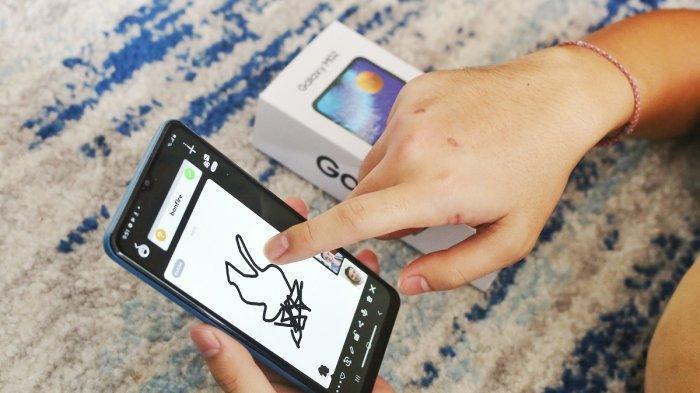 Bedah Samsung Galaxy M02: Selain Baterai 5.000 mAh, Kapasitas Memorinya Bisa Dipacu Sampai 1 TB