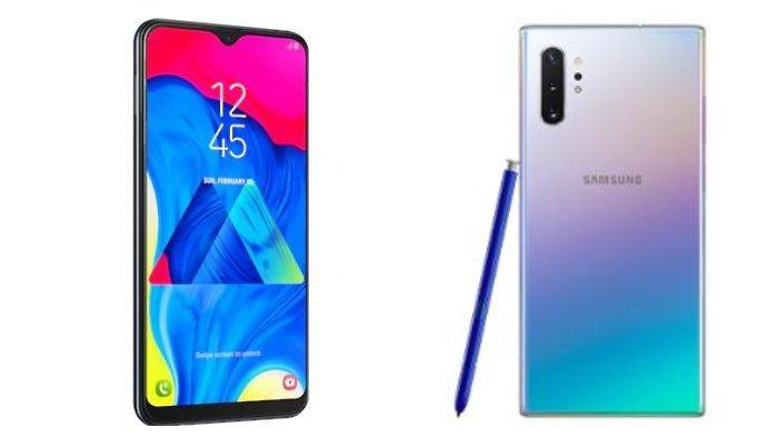 Daftar Harga Terbaru Hp Samsung Januari 2020 Ada Galaxy A Galaxy S Galaxy M Dan Galaxy Note Tribunnews Com Mobile