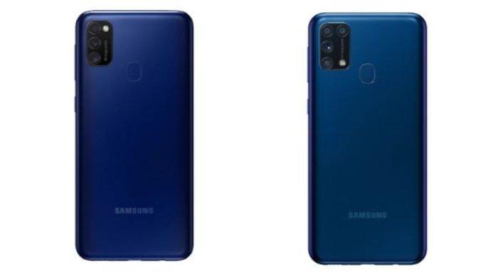 Harga HP Samsung Galaxy M21 & Galaxy M31, Selisih Rp 800 Ribu, Kenali Perbedaan dan Persamaannya