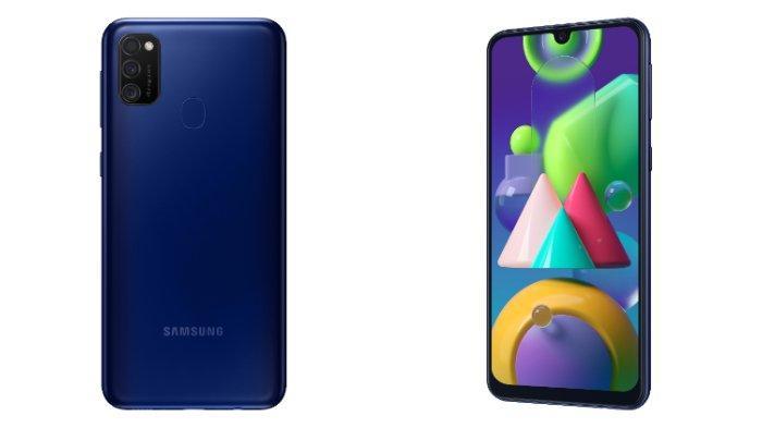 UPDATE TERBARU Harga Hp Samsung 11 Juli 2020, Galaxy M21 Rp 3,2 Jutaan, Galaxy A21s Rp 3,4 Jutaan