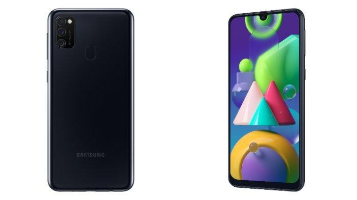 Samsung Galaxy M21, Ponsel dengan Triple Camera 48 MP & Baterai 6000 mAh, Berikut Harganya.