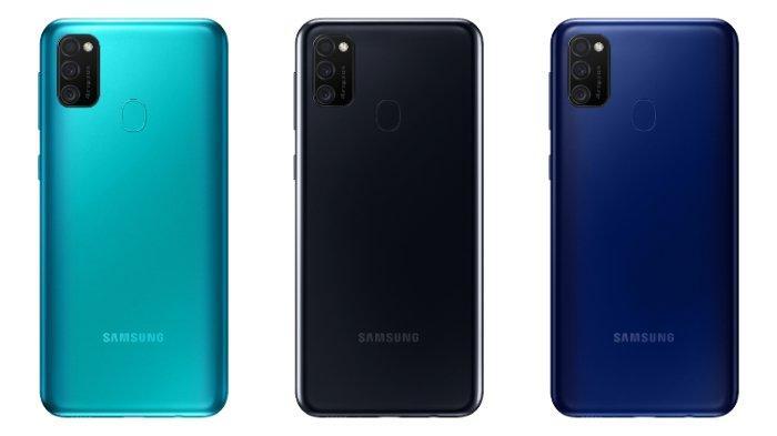 Harga HP Samsung Galaxy M21 yang Mulai Dijual di Indonesia Senin, 18 Mei 2020, Ini Spesifikasinya.