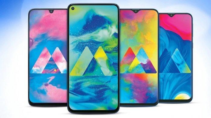 Samsung Galaxy M30s.