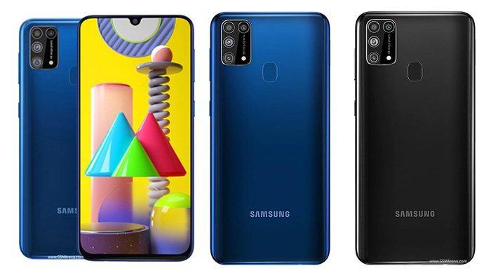 Samsung Galaxy M31 (gsmarena.com)