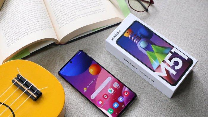 Harga Terbaru HP Samsung Oktober 2020, Galaxy Note20 Ultra hingga Galaxy M51