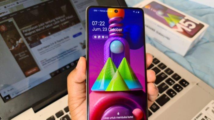 Update Harga HP Samsung November 2020, Galaxy M51 hingga Galaxy S20 FE