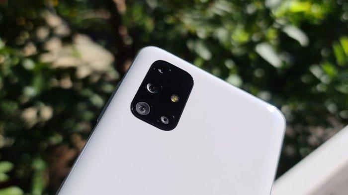 Quad Camera di Samsung Galaxy M51.