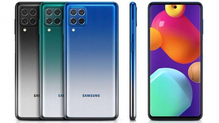 HARGA Terbaru HP Samsung Bulan Juni 2021, Galaxy M62 hingga Galaxy A32 5G