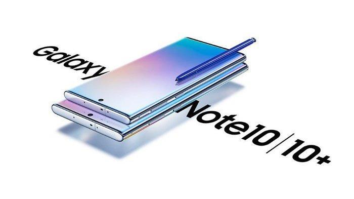 Berikut ini Harga dan Spesifikasi Samsung Galaxy Note 10 & Note 10 Plus, HP yang Bisa Melukis Video