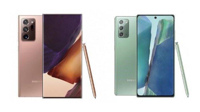 Kecanggihan S Pen Samsung Galaxy Note20 Series: Latensi Berkurang, Fitur Tambah Banyak