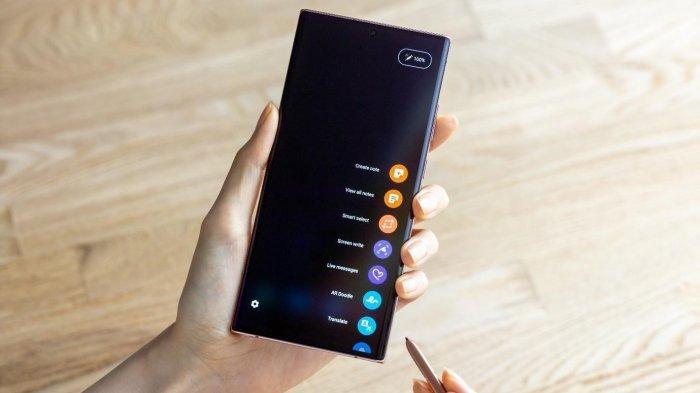 Harga Terbaru HP Samsung Bulan September 2020, Cek di Sini!