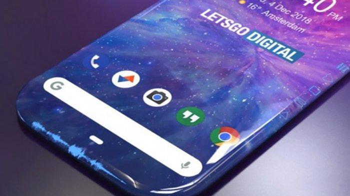 Daftar Harga Hp Samsung Terbaru Di Bulan Desember 2019 Galaxy A10s Hingga Galaxy A80 Ada Di Sini Tribunnews Com Mobile