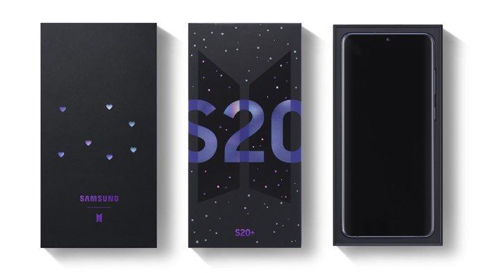 Samsung Galaxy S20+ BTS Edition (Samsung)