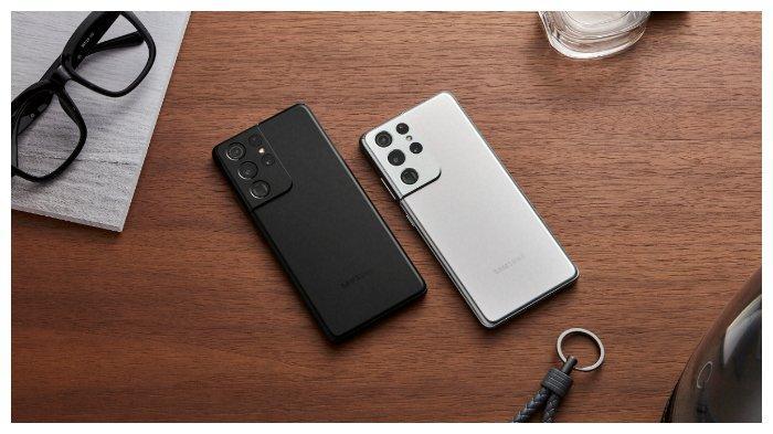 Samsung Galaxy S21 Ultra.