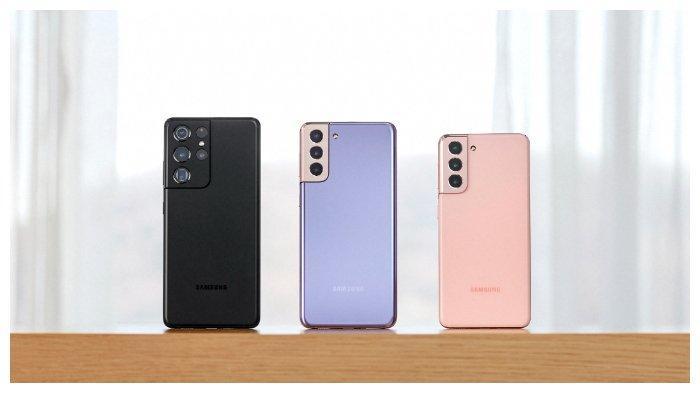 DAFTAR Harga Terbaru HP Samsung di Bulan April 2021, Lengkap dari Galaxy A32 hingga Galaxy S21