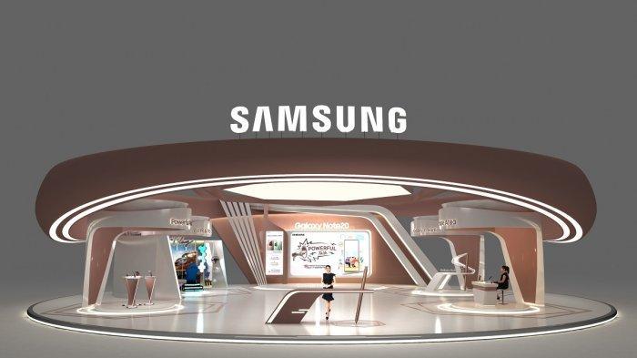 Ada E-Voucher Hingga 2 Juta Rupiah di Samsung Virtual Exhibition Note20 Series