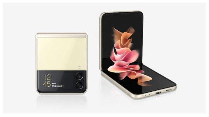 Samsung Galaxy Z Flip 5G.
