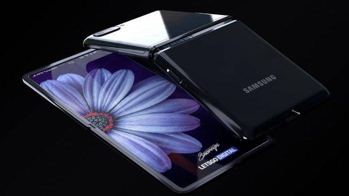 Bocoran Samsung Galaxy Z Flip, Ponsel Lipat dengan Chipset Snapdragon 855+