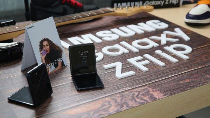 Samsung Galaxy Z Flip Indonesia