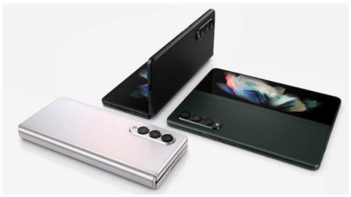 Samsung Galaxy Z Fold3 5G.