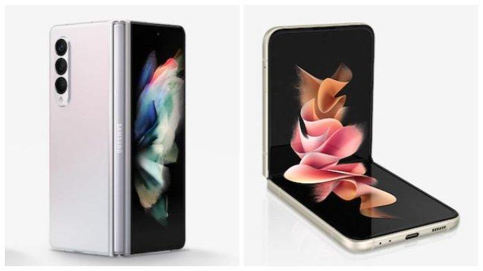 Samsung Galaxy Z Fold3 dan Galaxy Z Flip3 5G Meluncur di Indonesia, Berikut Harga dan Spesifikasinya