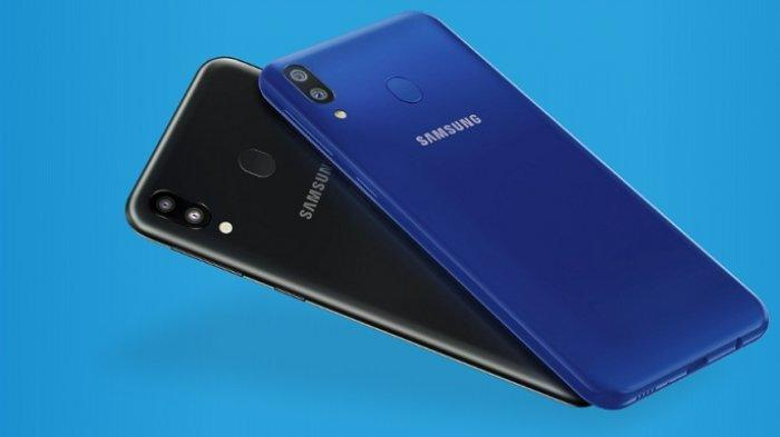 Harga Dan Spesifikasi Samsung Galaxy M10 Dan M20 Mulai Rp 1 5 Juta Dan Rp 2 1 Juta Tribunnews Com Mobile