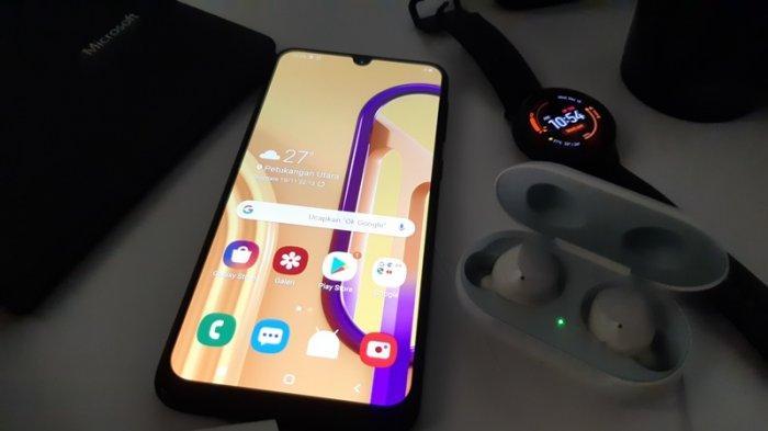 Update Harga HP Samsung Terbaru Februari 2020, M30s Ponsel dengan Baterai Berkapasitas 6.000 mAh