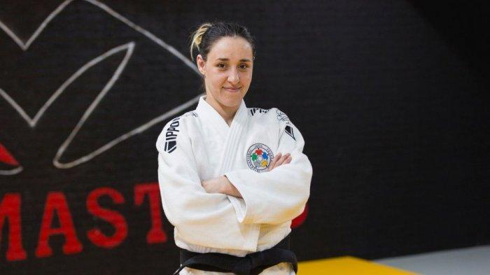 Perjalanan Sanda Aldass, dari Ibu 3 Anak menjadi Atlet Judo Profesional