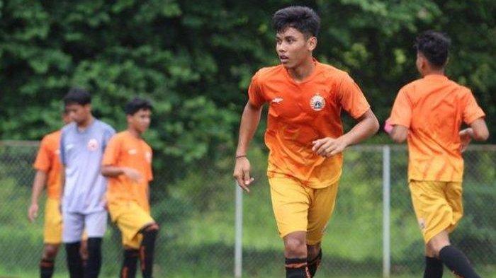 PSMS Medan Incar Pemain Timnas U-19 Indonesia Milik Persija Jakarta
