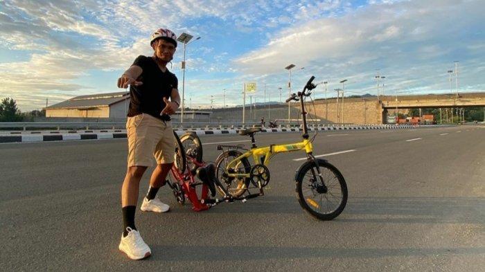 Sepeda Jadi Trend Baru di Indonesia, 2 Pemain Persija Ungkap Rute Favorit Saat Gowes