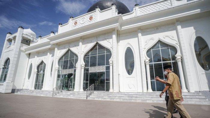 Jadi Saksi Bisu Saat Tsunami Aceh, Sandiaga Uno: Masjid Rahmatullah Menyimpan Potensi Wisata Religi