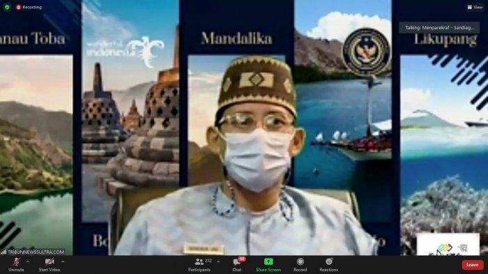 Kolaborasi dengan Dankodiklat TNI AD Letjen Putranto, Sandiaga Bakal Garap Wisata Overland
