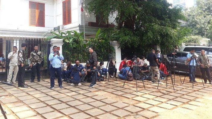SBY dan AHY Tidak Hadir di Rumah Prabowo Nonton Bareng Pembacaan Putusan MK
