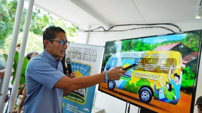 Buka Lapangan Kerja, Rumah Siap Kerja Bangkitkan Pariwisata Lewat Pelatihan Digital Marketing-Ritel