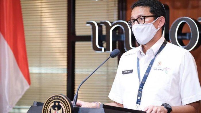 Menparekraf Ingin Kebijakan WFB Tepat Manfaat Dorong Pemulihan Parekraf Bali